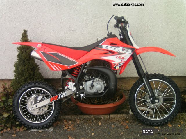 Beta Minicross R150 2010 #7
