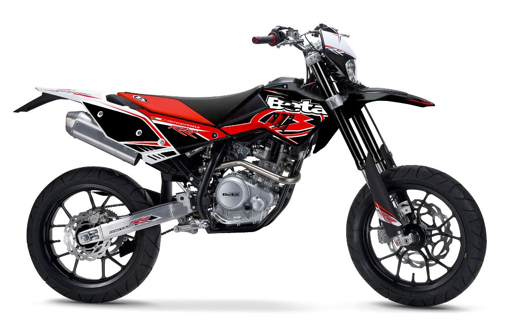Beta RR 125 4T Supermotard 2006 #2