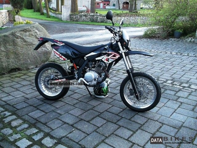 Beta RR 125 4T Supermotard 2006 #5