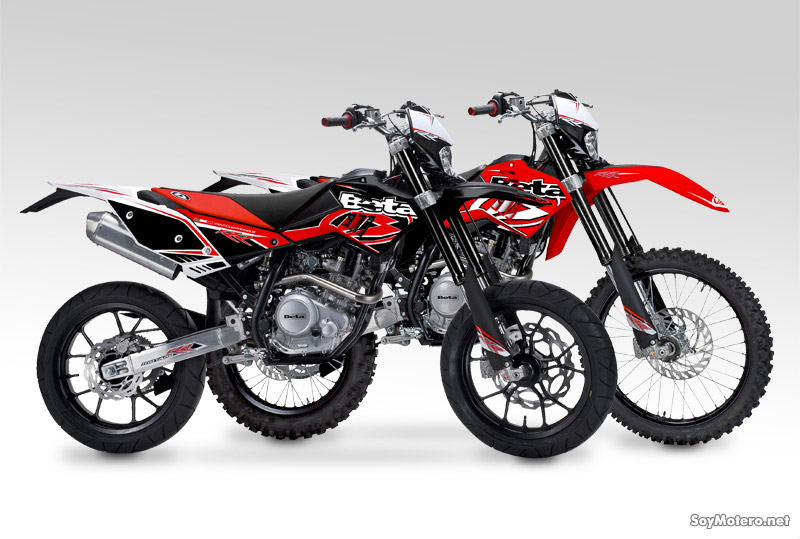 beta beta rr 125 4t supermotard moto zombdrive com. Black Bedroom Furniture Sets. Home Design Ideas