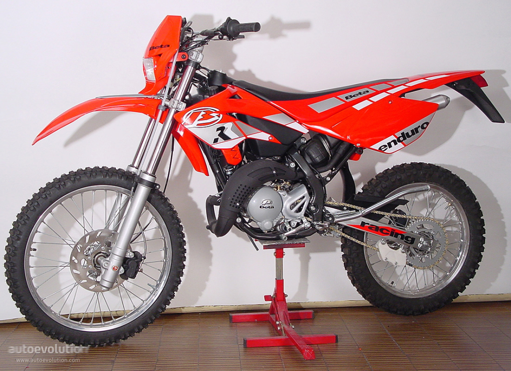 2008 Beta RR 50 Enduro STD euro 2 #9