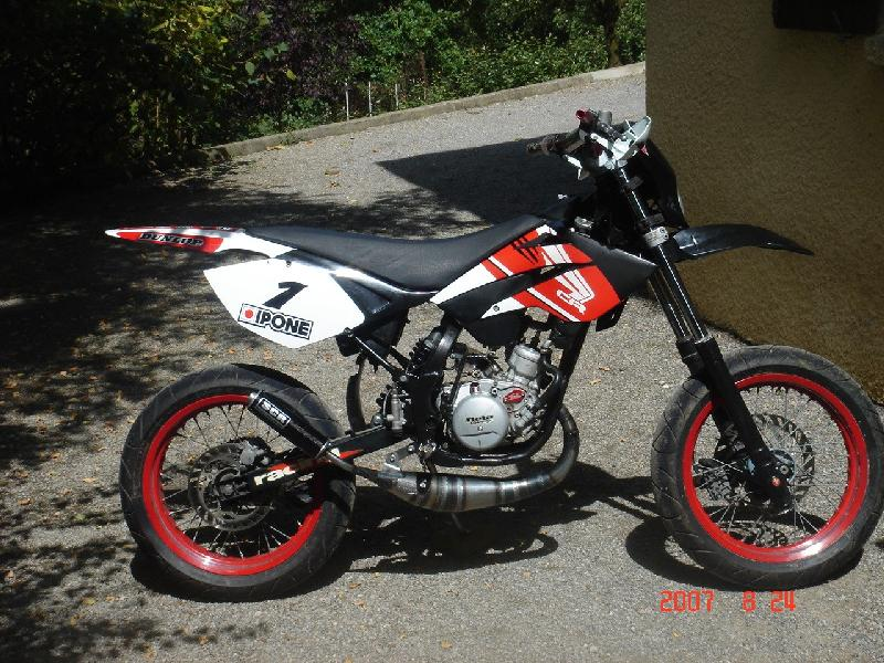 Beta RR 50 Motard Racing #11