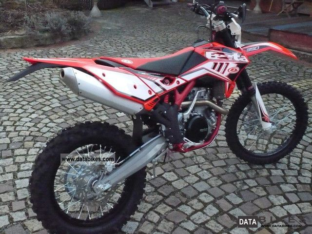 Beta RR Enduro 350 4T 2011 #8