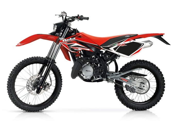 Beta RR Enduro 50 2004 #2