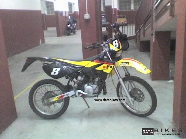 Beta RR Enduro 50 2004 #4