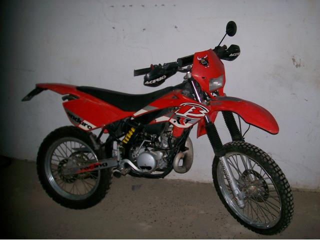 Beta RR Enduro 50 2004 #6