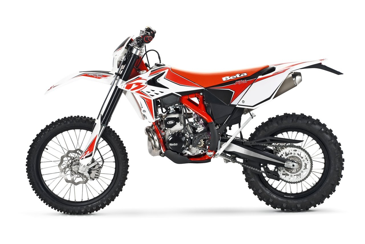 Beta RR Enduro 50 2008 #12