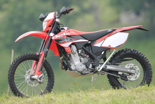 Beta RR Enduro 50 2008 #13