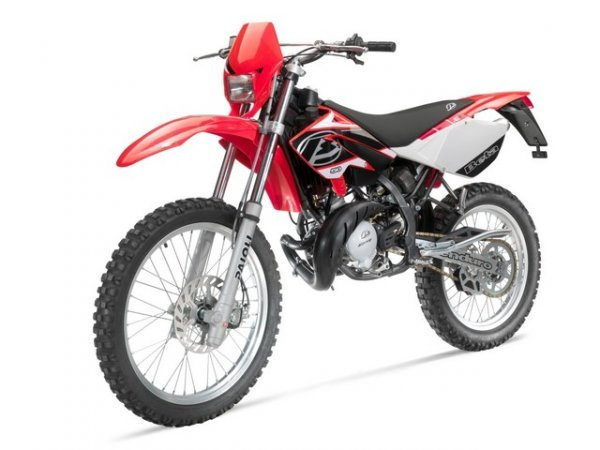Beta RR Enduro 50 2008 #15