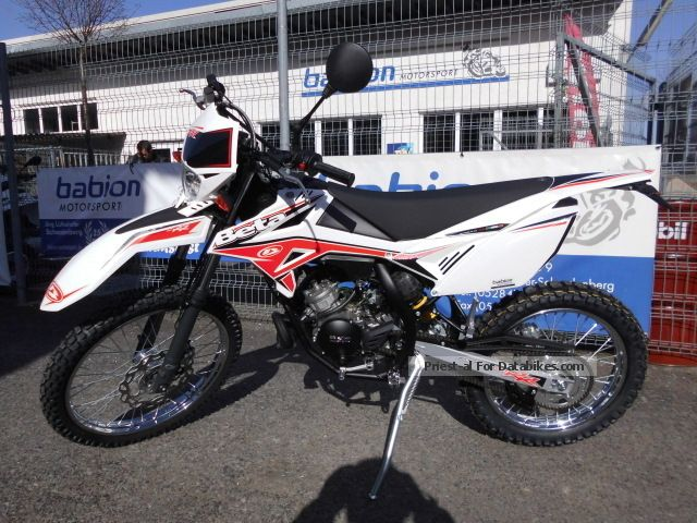 Beta RR Enduro 50 2008 #4
