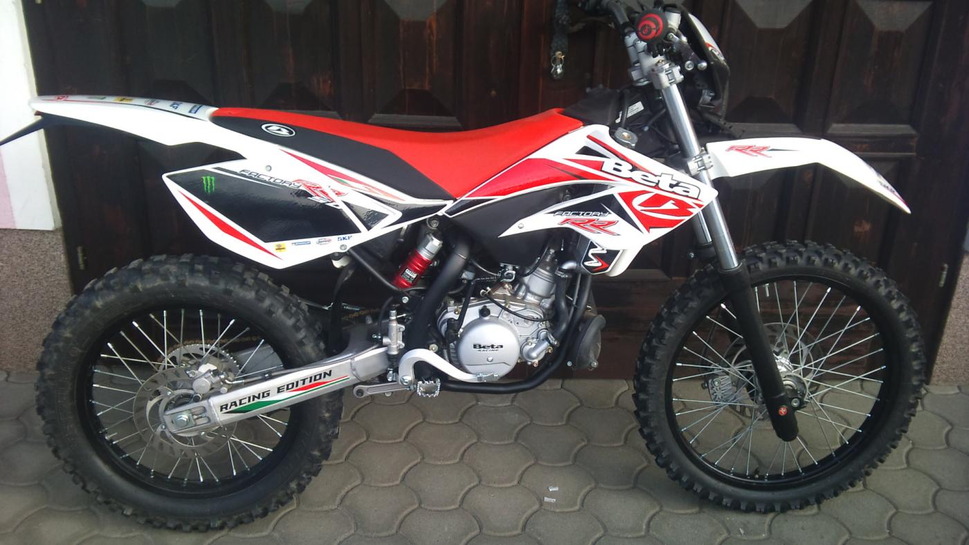 Beta RR Enduro 50 Racing #12