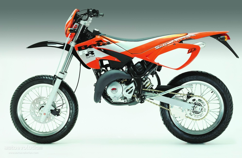 Beta RR Motard 50 Alu 2004 #1