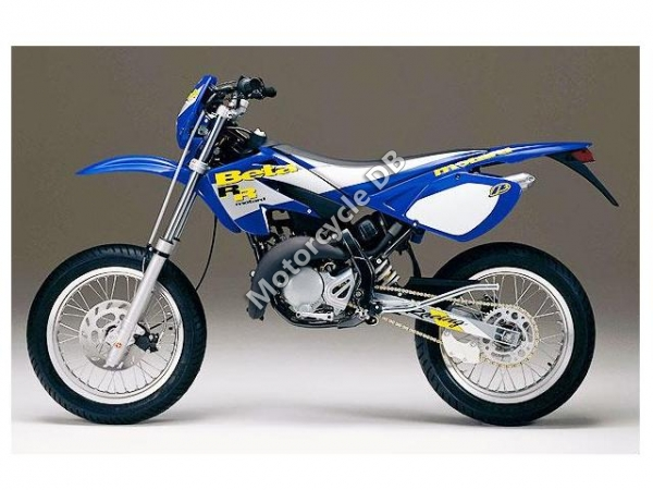Beta RR Motard 50 Alu 2004 #2
