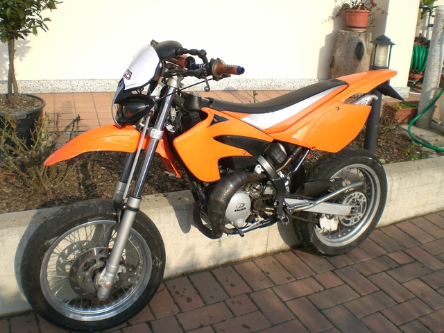 Beta RR Motard 50 Alu 2004 #5