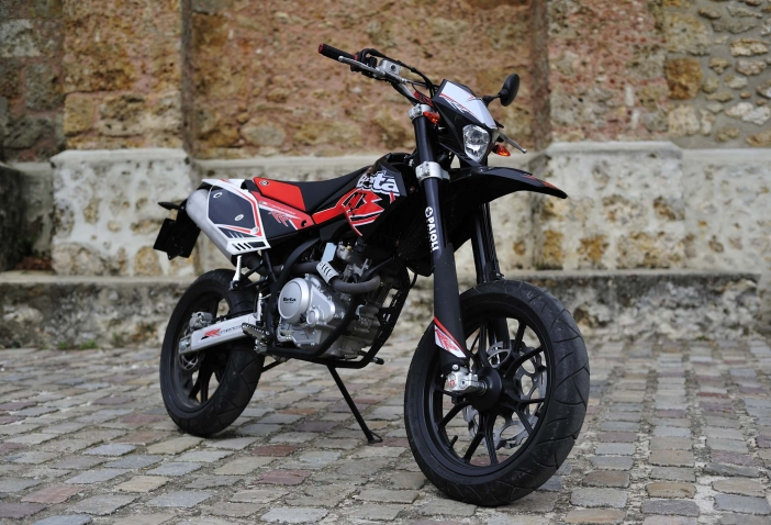 Beta Super motard #10