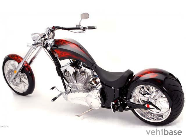 Big Bear Choppers Athena ProStreet 100 EFI #6
