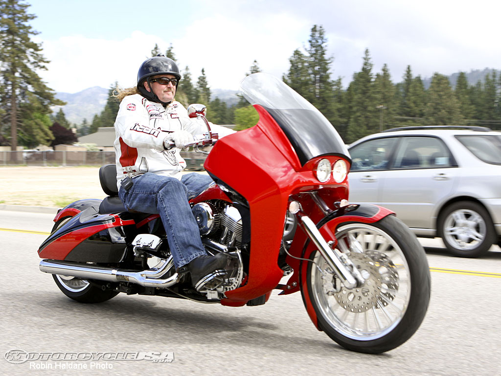 Big Bear Choppers Cruiser #12