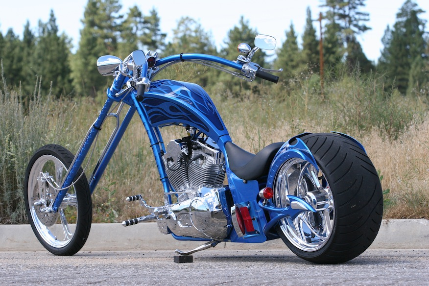 Big Bear Choppers Cruiser #8