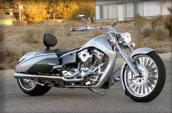 Big Bear Choppers Cruiser #9