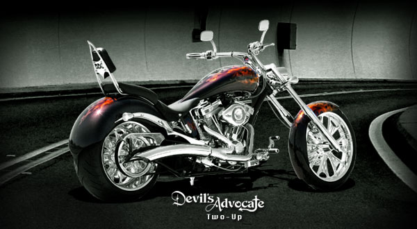 Big Bear Choppers Devils Advocate 100 Smooth Carb #7
