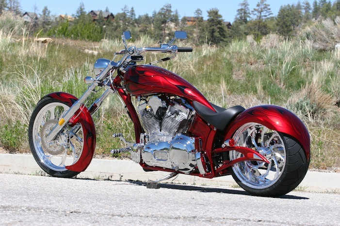 Big Bear Choppers Devil´s Advocate ProStreet 100 Carb 2009 #13