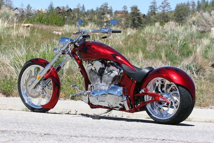 Big Bear Choppers Devil´s Advocate ProStreet 100 Carb 2009 #14