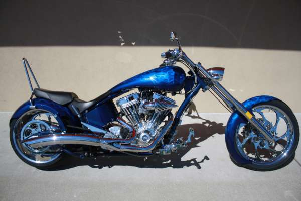Big Bear Choppers Devil´s Advocate ProStreet 100 Carb 2009 #3