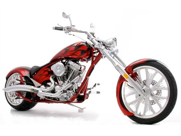 Big Bear Choppers Devil´s Advocate ProStreet 100 Carb 2009 #5