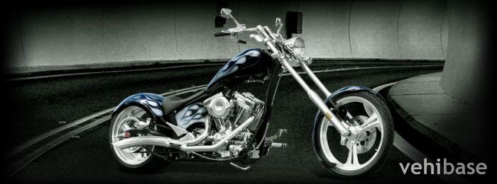 Big Bear Choppers Mis Behavin 100 Smooth EFI 2010 #2