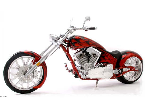 Big Bear Choppers Screamin Demon 100 Carb 2010 #10