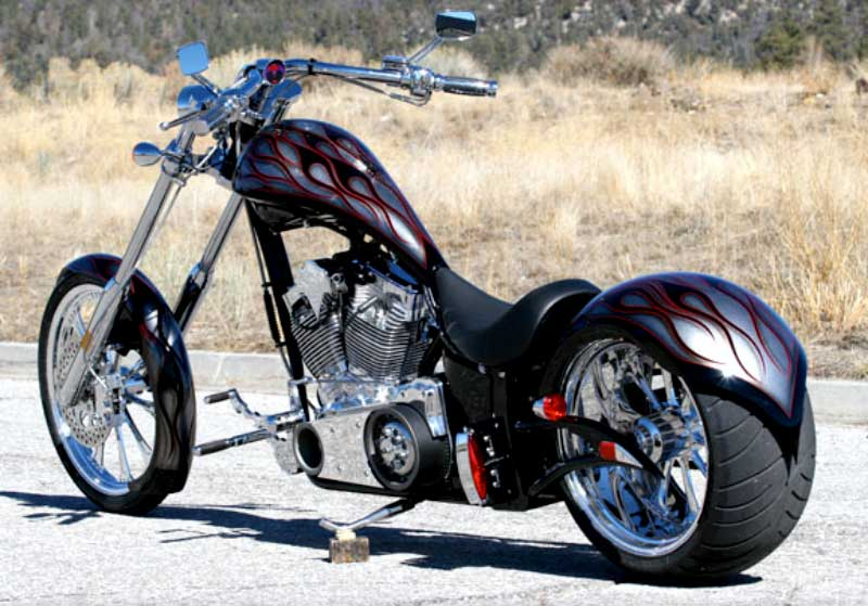 Big Bear Choppers Screamin Demon 100 Carb 2010 #7
