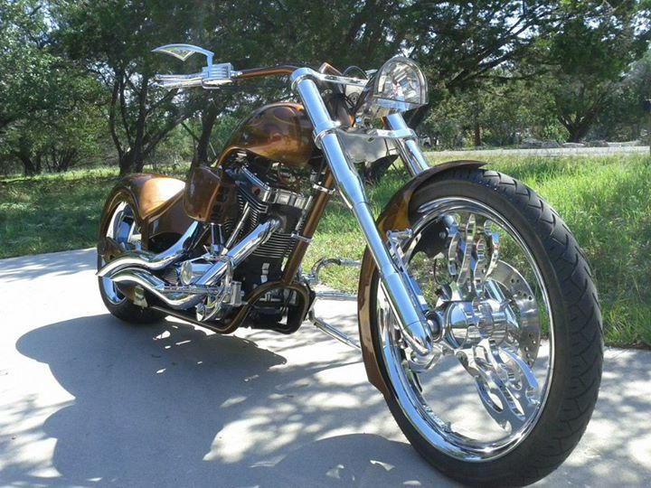 Big Bear Choppers Screamin Demon 100 Carb 2010 #9