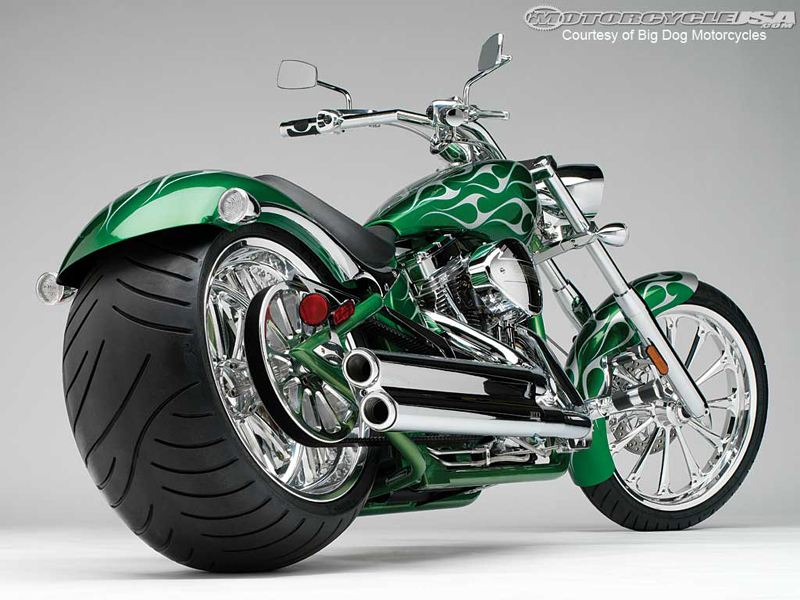 Big Dog Motorcycles #5
