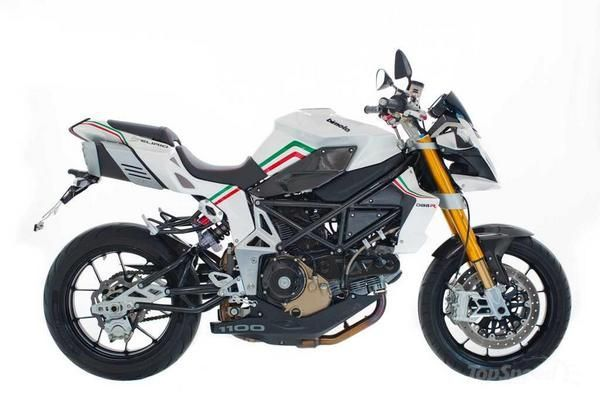 Bimota Naked bike #11