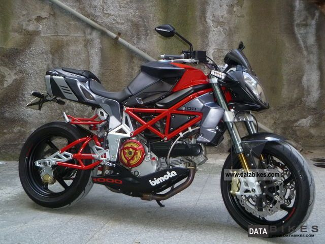 Bimota Naked bike #6
