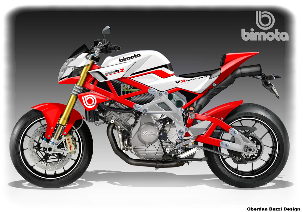 Bimota Naked bike #9