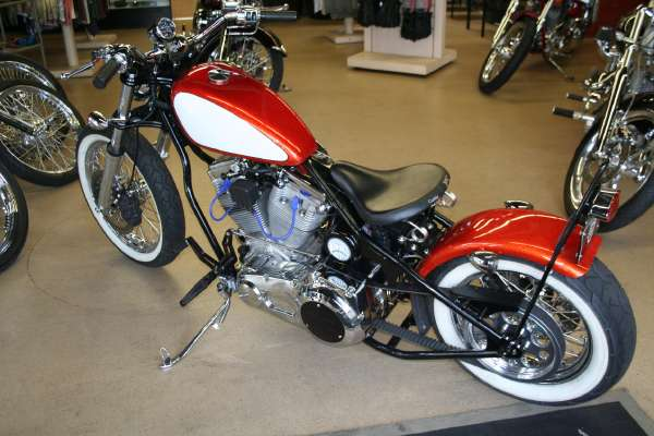 BMC Choppers Bobber 88 2010 #1