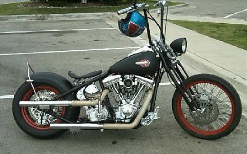 BMC Choppers Bobber 88 2010 #11