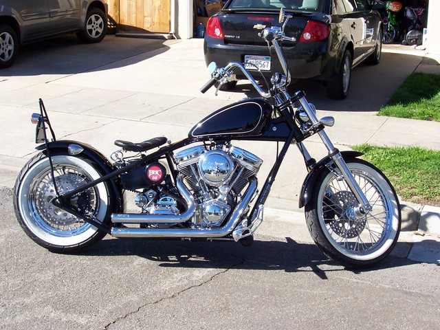 BMC Choppers Bobber 88 2010 #3