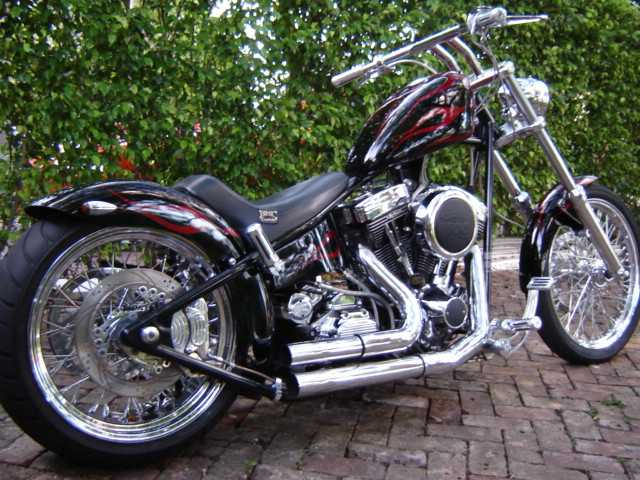 BMC Choppers Bobber 88 2010 #4
