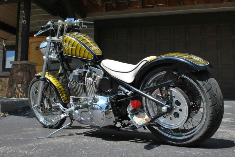 BMC Choppers Bobber 88 2010 #7