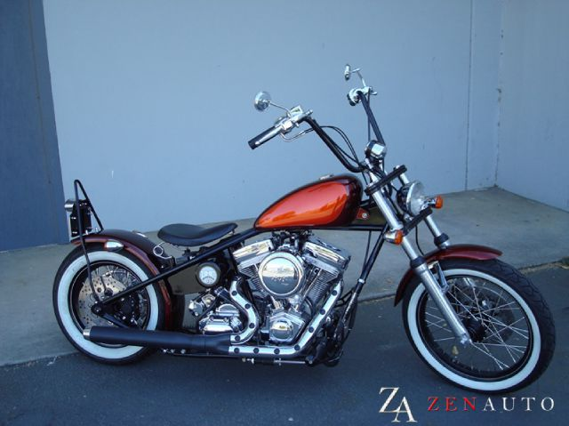 BMC Choppers Bobber 88 2010 #8