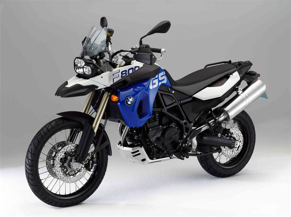 BMW F800GS Trophy 2012 #2
