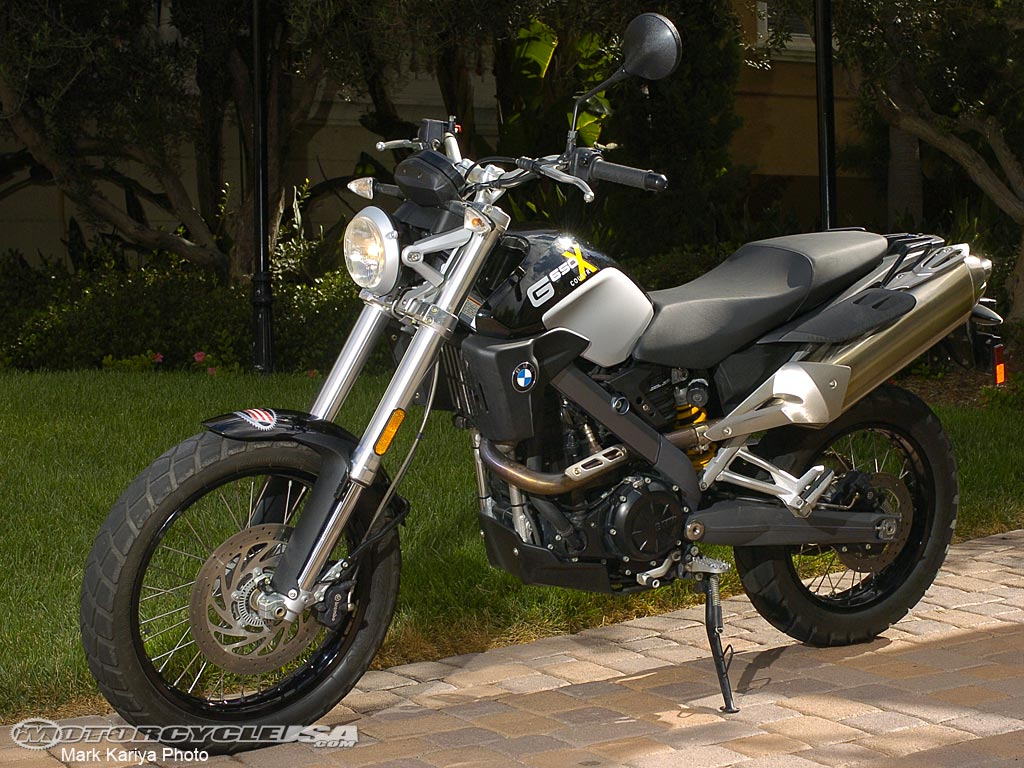 BMW G650X Country 2007 #1