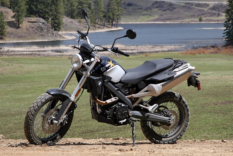 BMW G650X Country 2007 #2