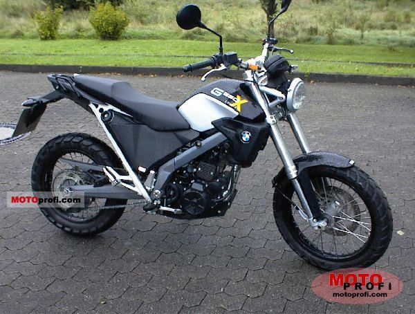 BMW G650X Country 2007 #3