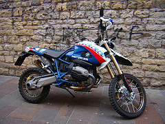 BMW HP2 Enduro 2008 #12