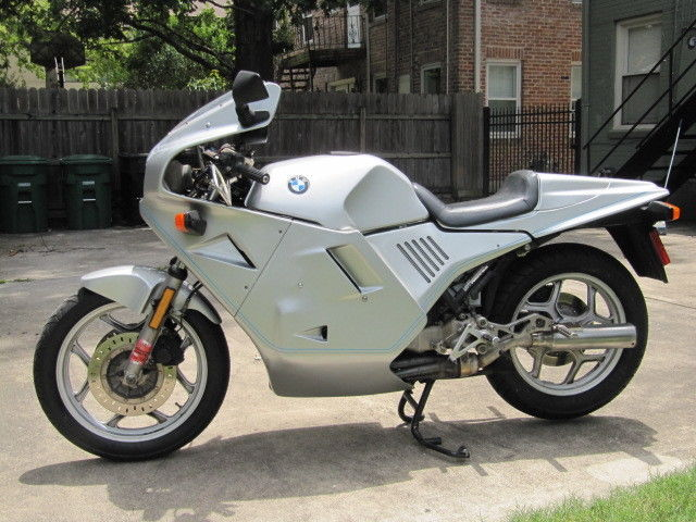 BMW K100LT Limited Edition #8