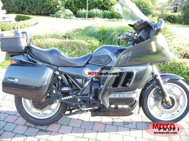 BMW K100LT Limited Edition #3