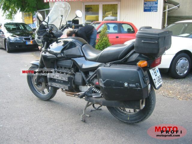 BMW K100LT Limited Edition #4